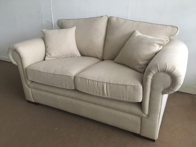 Two seat Broughton sofa