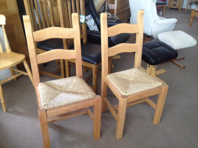 Sale item kent dining chairs