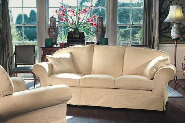 Removable cover sofas