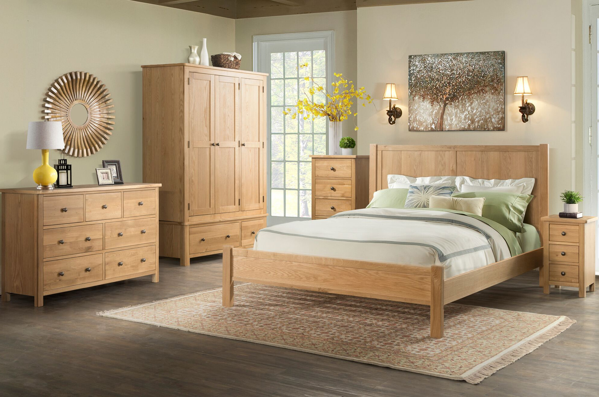 ltlt previous modular bedroom furniture. Burford Oak - NEW! Ltlt Previous Modular Bedroom Furniture L