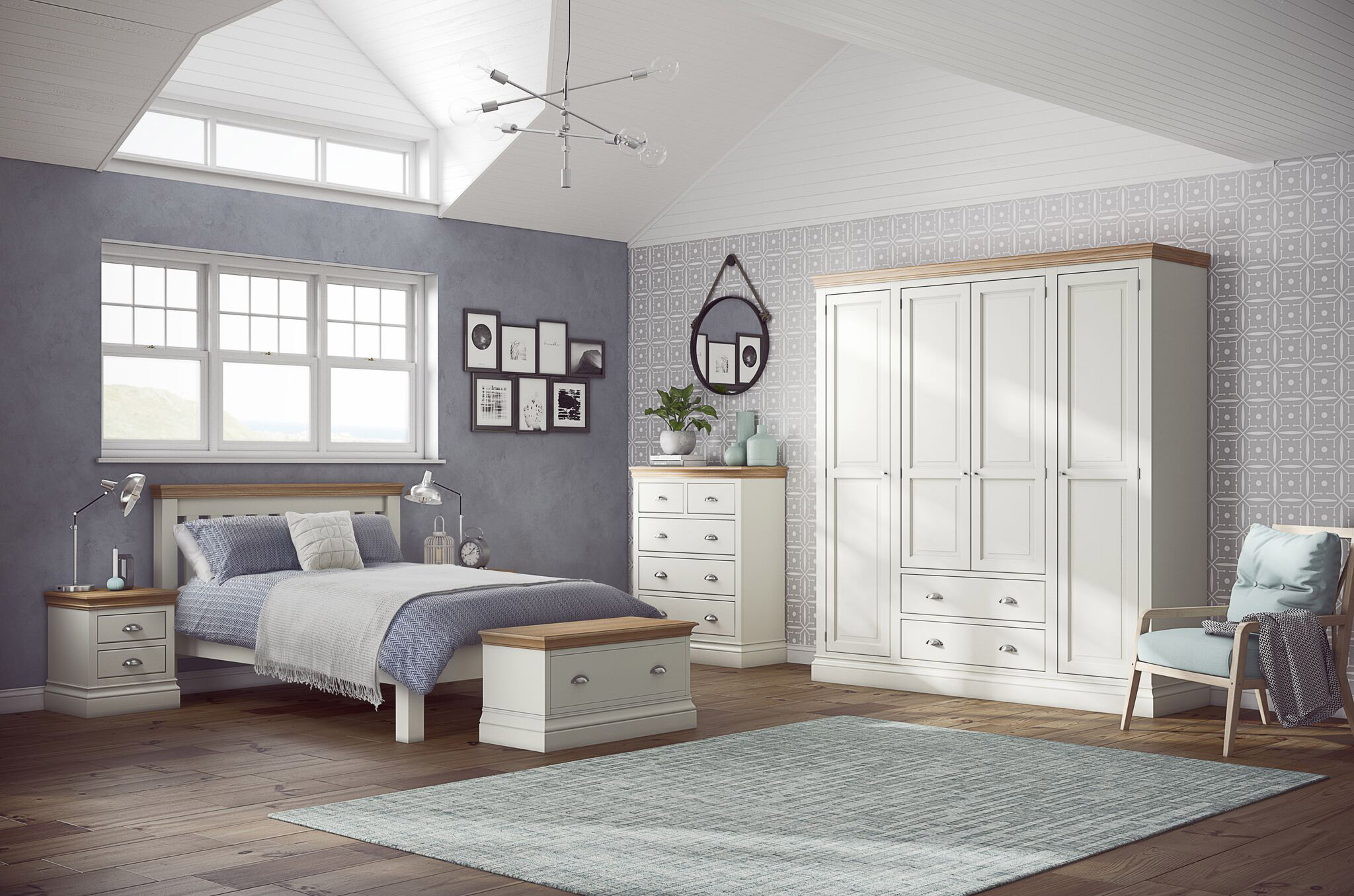 New Style Bedroom Furniture. Lundy Painted New Style Bedroom Furniture S