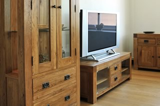 Modern Rustic Oak Furniture